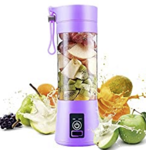 Blender, Smoothie Blender, Smoothie Maker, Mini Juice Blender, Milkshake and Smoothie